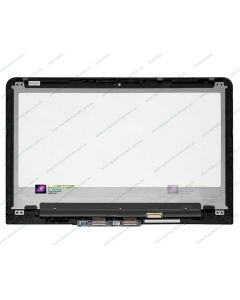 HP Pavilion X360 13-U164TU 13-U165TU Replacement Laptop LCD Screen with Touch Glass Digitizer and Frame / Bezel