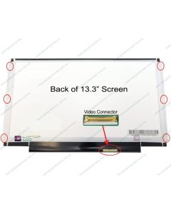 IVO M133NWN1 R0 Replacement Laptop LCD Screens Display Panel