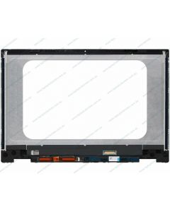 HP Pavilion x360 14-DW1010TU Replacement Laptop LCD Screen with Touch Glass Digitizer and Frame / Bezel