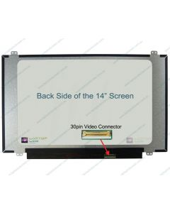 BOE HB140WX1-401 V4.0 Replacement Laptop LCD Screen Panel