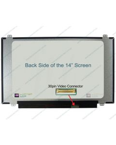 HP 14-AC124TX Replacement Laptop LCD Screen Panel