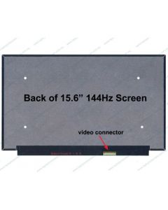 MSI GL65 9SD-281FR Replacement Laptop LCD Screen Panel (144Hz)