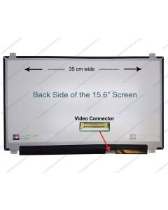 BOE NT156WHM-N45 Replacement Laptop LCD Screen Panel (35cm wide)