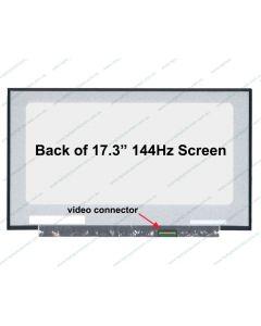 MSI GF75 THIN 9SC SERIES Replacement Laptop LCD Screen Panel (144Hz)