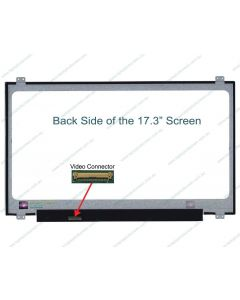Gigabyte P17F V7 Replacement Laptop LCD Screen Panel