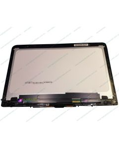 HP X360 13-S 13-S104TU 13-S103TU Replacement Laptop LCD Screen with Touch Glass Digitizer and Frame / Bezel LTN133HL05-402