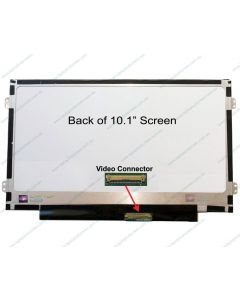 Acer ASPIRE ONE D255-2DQKK Replacement Laptop LCD Screen Panel