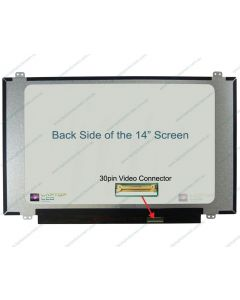 HP CHROMEBOOK 14 G5 Replacement Laptop LCD Screen Panel
