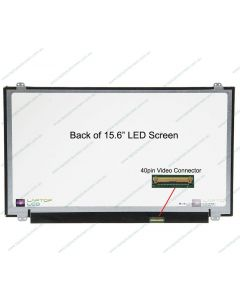 Clevo W650SJ Replacement Laptop LCD Screen Panel (40-Pins)