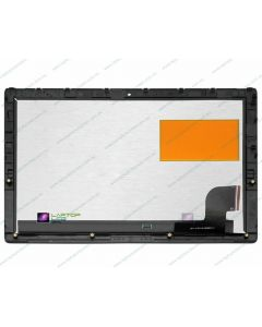Lenovo Miix 510-12IKB Replacement Laptop LCD Screen with Touch Glass Digitizer and Frame / Bezel 5D10M42923 GENERIC