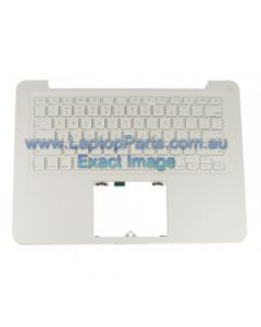 Apple Macbook Unibody white A1342 Replacement Laptop Top case including keyboard