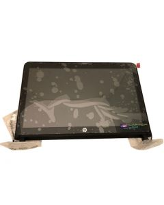 HP ProBook 430 G3 P4N87EAR Replacement Laptop LCD Touch Screen Assembly (Hinge-Up) 826376-001