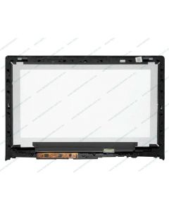 Lenovo Yoga 2 13 59427600 Replacement Laptop LCD Screen with Touch Glass Digitizer and Frame / Bezel 90400287 GENERIC