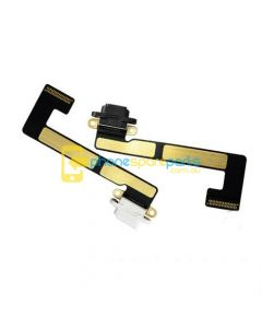Apple iPad Mini 2 Charging Port Flex Cable Black Need Soldering - AU Stock