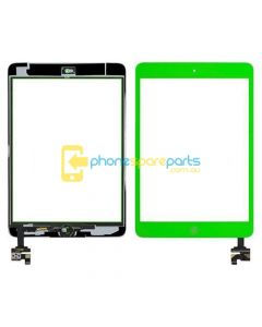 Apple iPad Mini 2 Touch Screen with Home Button IC Module Assembly Green - AU Stock