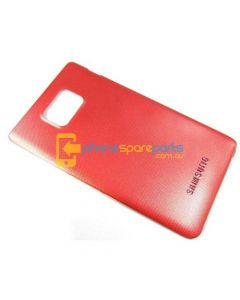 Galaxy S2 i9100 battery cover Red - AU Stock