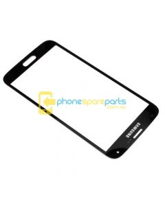 Galaxy S5 G900 Front Glass Black - AU Stock