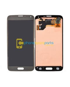 Galaxy S5 G900 LCD and Touch Screen Assembly Golden - AU Stock