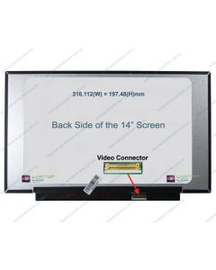 BOE NV140FHM-N4B Replacement Laptop LCD Screen Panel