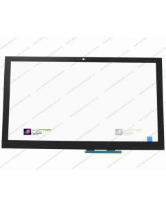 Toshiba SATELLITE RADIUS P55W-C5200D P55W-C Replacement Laptop Touch Glass Digitizer